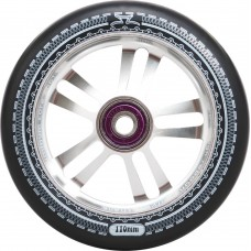 Колесо AO Mandala 110 мм Black/Silver