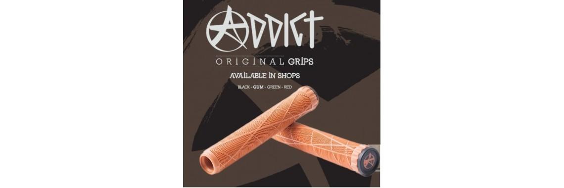 Грипсы Addict OG Orange