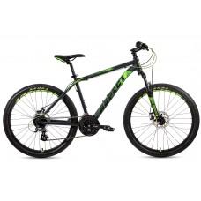 """Велосипед Aspect IDEAL 26"""" (18"""", Серо-зеленый)"""