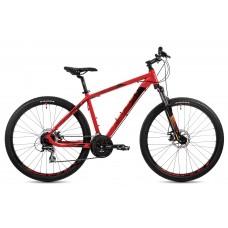 """Велосипед Aspect LEGEND 27.5"""" (18"""", Красно-черный)"""