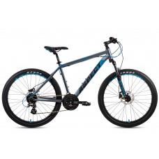 "Велосипед Aspect NICKEL 26"" (20"", Серо-голубой)"