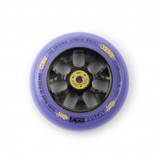 Колесо Eagle Supply Wheel Radix Chunky X6 115mm - Black/Purple