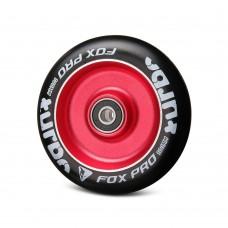 Колесо Fox Pro Flat Solid 100мм красный/черный