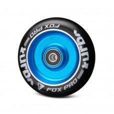 Колесо Fox Pro Flat Solid 100мм синий/черный