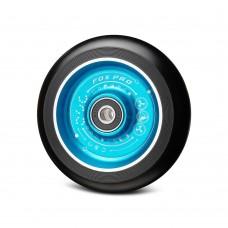 Колесо Fox Pro Flat Solid 100мм с рисунком синий/черный