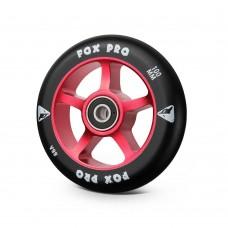 Колесо Fox Pro 5ST 100мм красный/черный