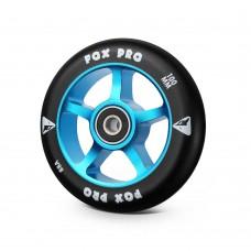 Колесо Fox Pro 5ST 100мм синий/черный