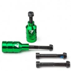 Пеги Fox Pro (модель В) зеленые