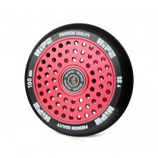 Колесо HIPE H20 hollow 100мм Red