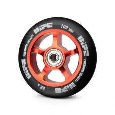 Колесо HIPE 5Spoke 100 мм красный/черный