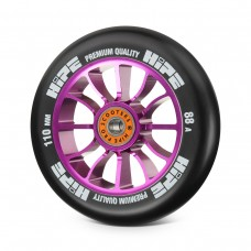 Колесо HIPE H01 110 мм. Purple/Black