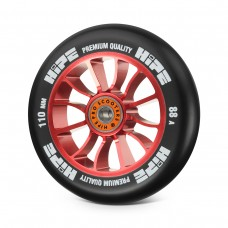 Колесо HIPE H01 110 мм. Red/Black