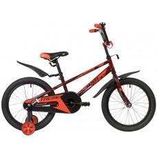 """Велосипед Novatrack EXTREME 18"""" коричневый"""