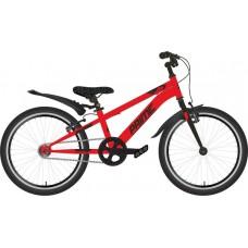 """Велосипед Novatrack PRIME 18"""" красный"""