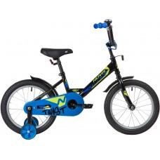 """Велосипед Novatrack TWIST 16"""" черный 2020"""