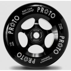 Колеса Proto Slider 110 мм. Black/Black 2шт.