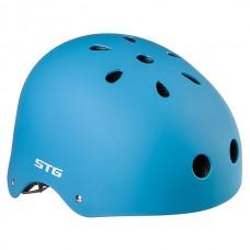 Шлем STG , модель MTV12, синий, размер M(55-58) cm