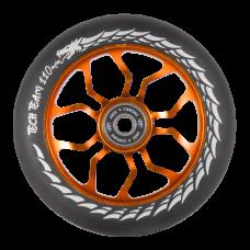 Колесо TechTeam Duker 303, 110 мм, Orange