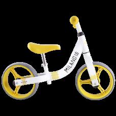 Беговел TechTeam Milano 1.0 желтый