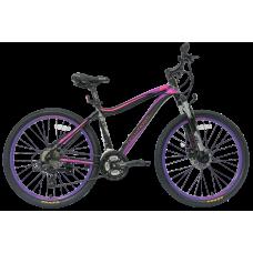 """Велосипед TechTeam 26"""" Elis 17"""" фиолетовый"""