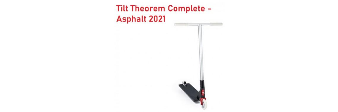 Самокат трюковой Tilt Theorem Complete - Asphalt
