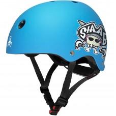 Шлем защитный Eight Ball Lil 8 Staab Neon Blue M (5+) синий