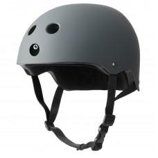 Шлем защитный Eight Ball Gun Matte XL (14) серый