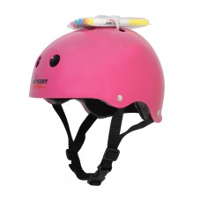 Шлем Wipeout Neon Pink (L8+) с фломастерами розовый