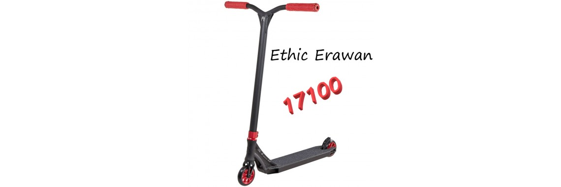 Самокат Ethic Erawan Brushed (Limited)