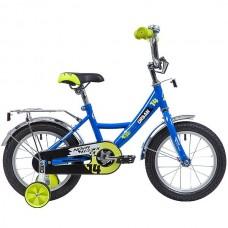 "Велосипед Novatrack Urban 14"" синий"