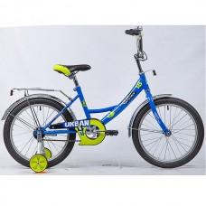"Велосипед Novatrack Urban 18"" синий"