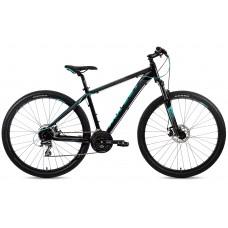 """Велосипед Aspect LEGEND 29"""" (18"""", Черно-зеленый)"""