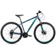 """Велосипед Aspect NICKEL 29"""" (20"""", Сине-зеленый)"""