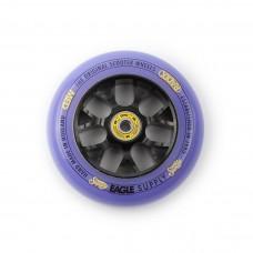 Колесо Eagle Supply Wheel Radix Chunky X6 115mm - Black/Purple