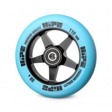 Колесо HIPE H09 110 мм. black/blue