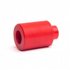 Пега от Луки Plastic Red