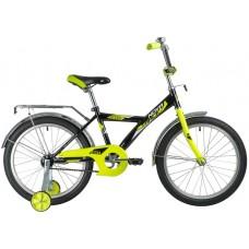 """Велосипед Novatrack ASTRA 20"""" черный 2020"""