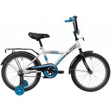 """Велосипед Novatrack FOREST 20"""" белый"""