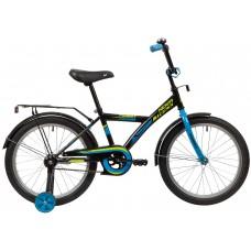 """Велосипед Novatrack FOREST 20"""" черный"""