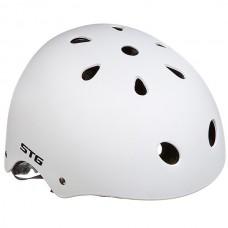 Шлем STG , модель MTV12, белый, размер L(58-63) cm
