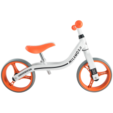Беговел TechTeam Milano 2.0 оранжевый