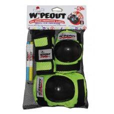 Защита Wipeout Zest (M 5+) - кислотный