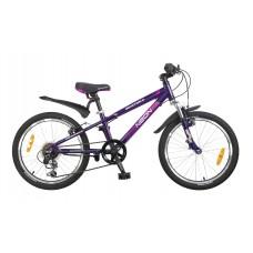 """Велосипед Novatrack Neon 20"""" 6 скоростей"""